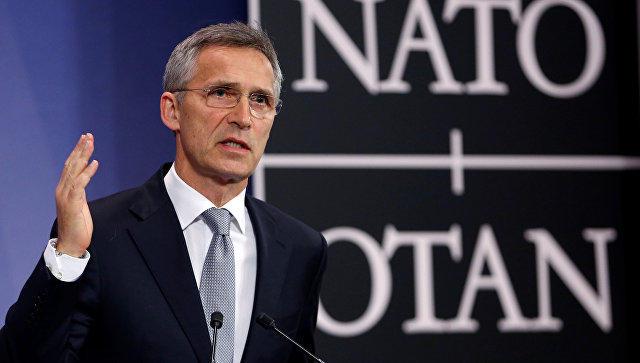 Генеральный секретарь НАТО посетит Грузию сдвухдневным визитом