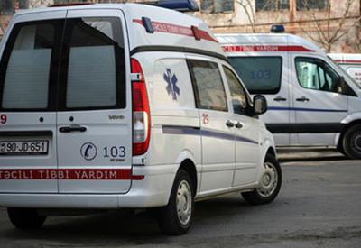В Гяндже вместо скорой помощи вызвали пожарных, больной скончался