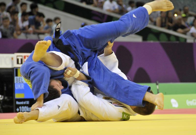 Рустам Оруджев: Надеюсь выиграть золото Большого шлема