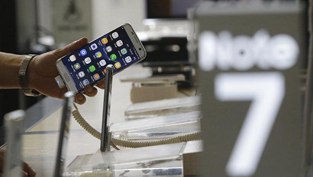 Finnair ввела запрет наиспользование Самсунг Galaxy Note 7 всамолетах