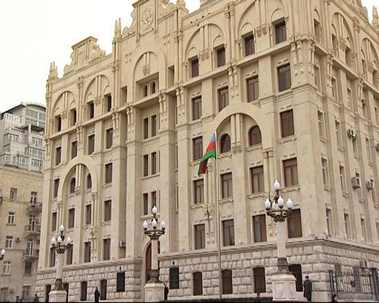 ВАзербайджане прошел митинг против изменения Конституции страны