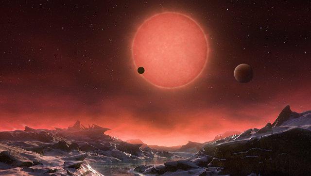 Астрономы открыли похожие сЗемлей планеты