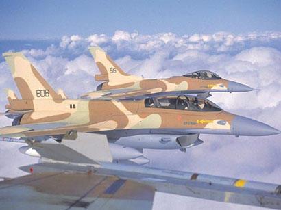 ПВО Сирии сбили израильский самолет— Арабские СМИ