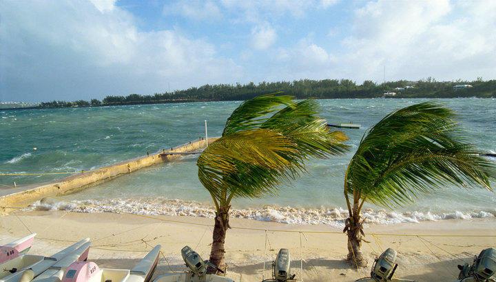 Тайфун «Меранти» приближается кТайваню