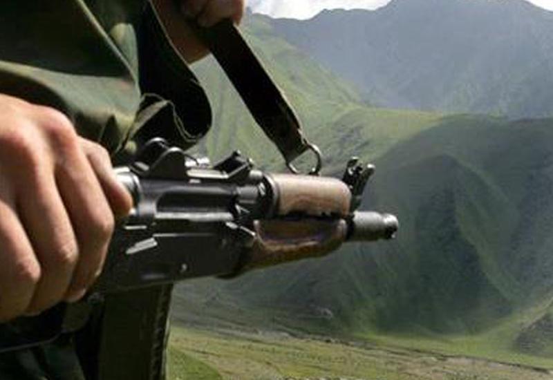 Очередная провокация армян на линии фронта