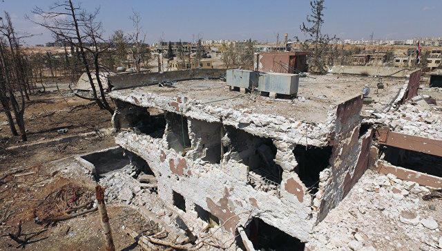 ООН: вСирии подвергся обстрелу гуманитарный конвой