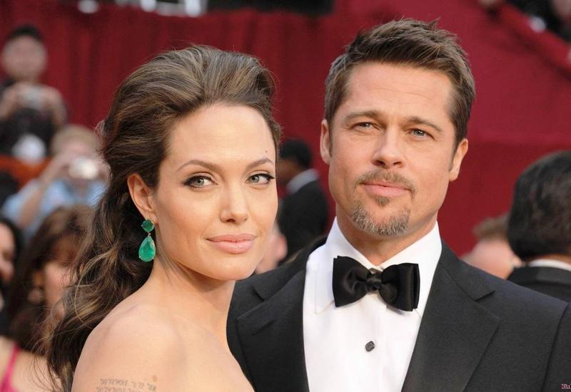 Анджелина Джоли и Брэд Питт стали снова общаться друг с другом