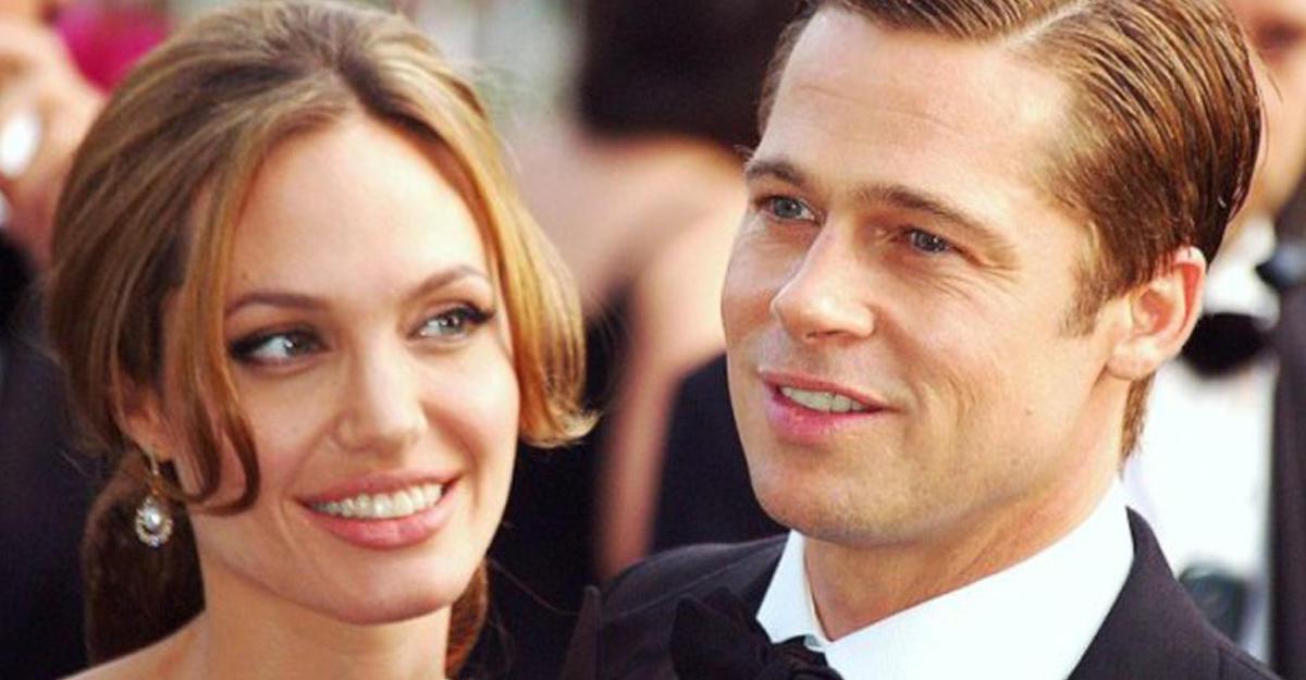 Анджелина Джоли иБрэд Питт разводятся