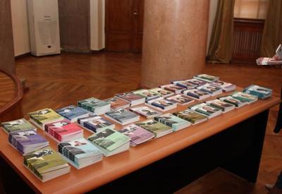"""В Баку выпустили каталог азербайджанских композиторов <span class=""""color_red"""">- ФОТО</span>"""
