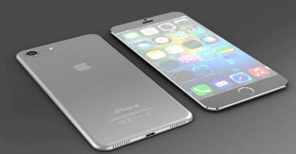 Стоимость компонентов Apple iPhone 7 начального уровня - меньше $225