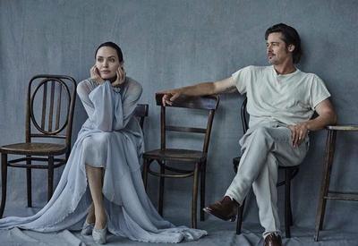 СМИ выяснили причину развода Брэда Питта и Анджелины Джоли