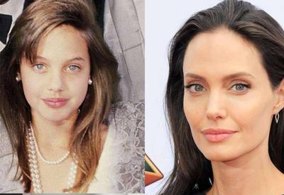 """Как с годами менялась Анджелина Джоли <span class=""""color_red"""">- ФОТО</span>"""