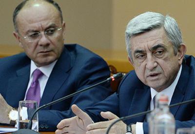 Заявление Оганяна об ОДКБ разозлило Саргсяна