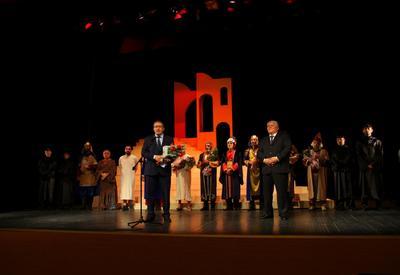 """Завершился II Шекинский международный театральный фестиваль <span class=""""color_red"""">- ФОТО</span>"""