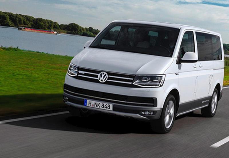 "Микроавтобус Volkswagen подготовили к приключениям <span class=""color_red"">- ФОТО</span>"