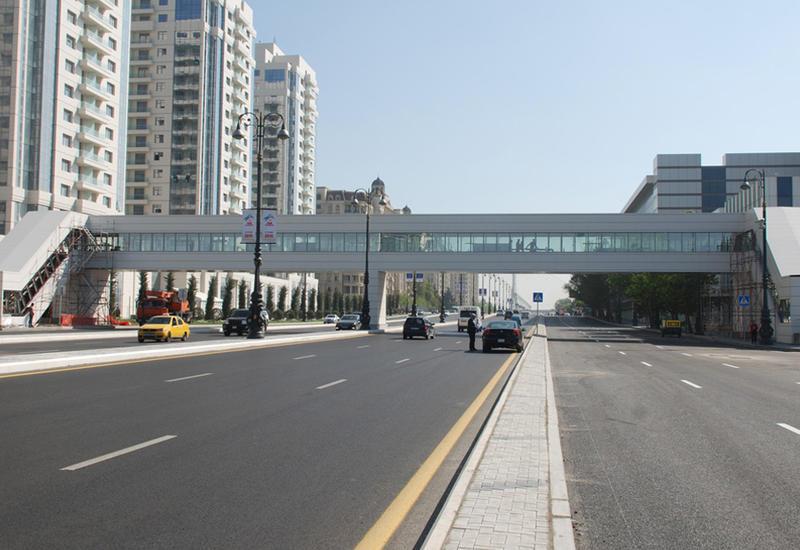 """На въезде в Баку объявили войну пробкам <span class=""""color_red"""">-ФОТО</span>"""