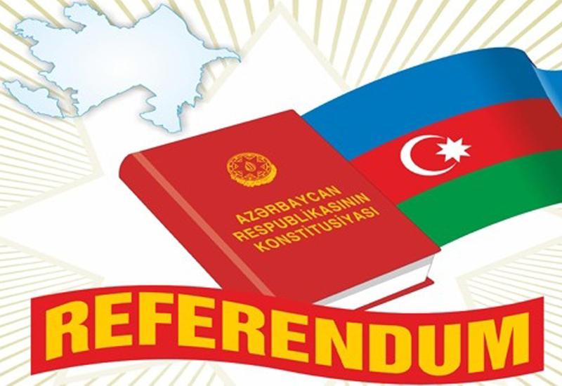 Azərbaycanda 119 yaşlı nənə referendumda səs verdi