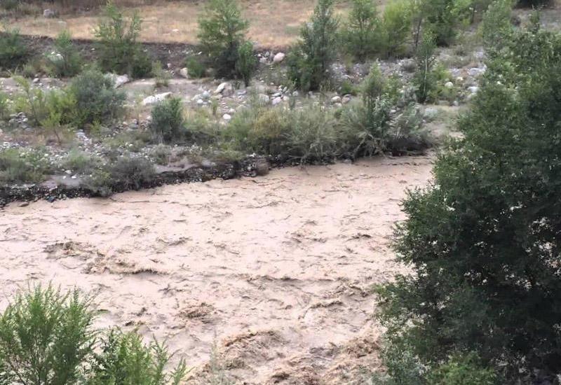 НАНА об угрозе наводнения на реках Азербайджана