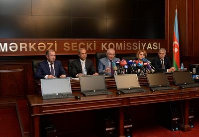 """Мазахир Панахов: Для проведения референдума в Азербайджане все готово <span class=""""color_red"""">- ФОТО</span>"""
