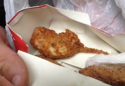 "KFC оправдала своих сотрудников по делу о жареной крысе <span class=""color_red"">- ФОТО - ВИДЕО</span>"