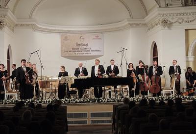 """Мировые знаменитости сыграли азербайджанские произведения на сцене Филармонии <span class=""""color_red"""">- ФОТО</span>"""