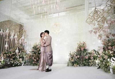 """Вместо одного наряда эта невеста надела шесть свадебных платьев <span class=""""color_red"""">- ФОТО</span>"""