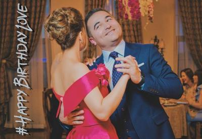 Илькин Гасани трогательно поздравил невесту с днем рождения