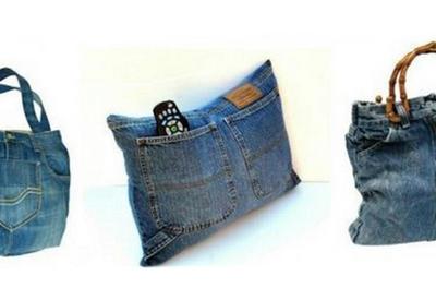 """Старые джинсы: 11 поводов не выбрасывать их <span class=""""color_red"""">- ФОТО</span>"""