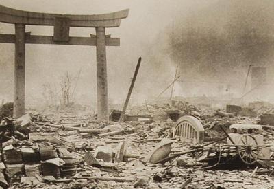 """Словами не передать! Разрушенный ядерной бомбой Нагасаки в фотографиях <span class=""""color_red"""">- ФОТО</span>"""