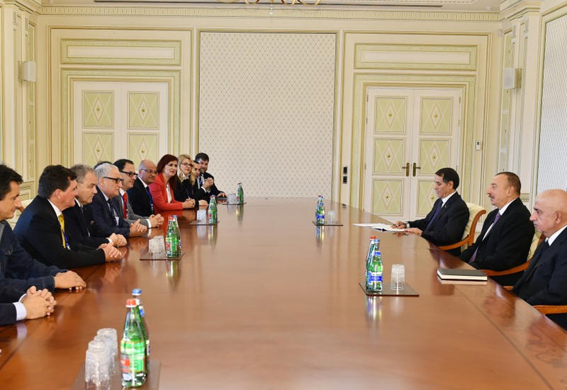Президент Ильхам Алиев: В Азербайджане осуществлены все необходимые меры по организации референдума на высоком уровне
