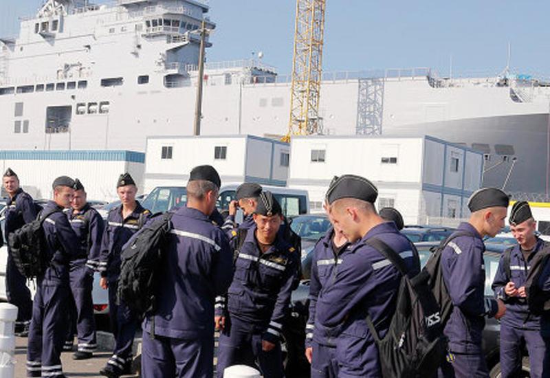 Российские моряки прибудут в порт Баку