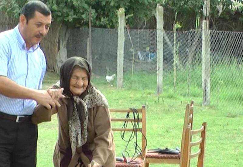 119-летняя долгожительница проголосовала на Конституционном референдуме