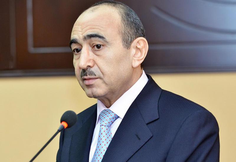 """Али Гасанов: Воля азербайджанского народа для нас превыше мнения зарубежных структур <span class=""""color_red"""">- ФОТО</span>"""