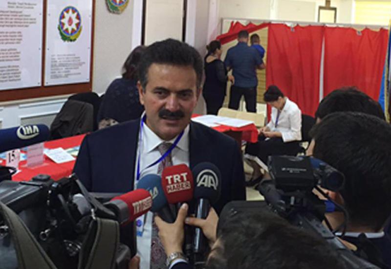 Миссия ТюркПА: Активность граждан Азербайджана на референдуме высока