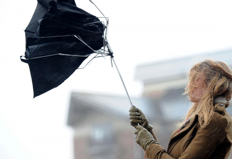 Синоптики обещают ветреную погоду