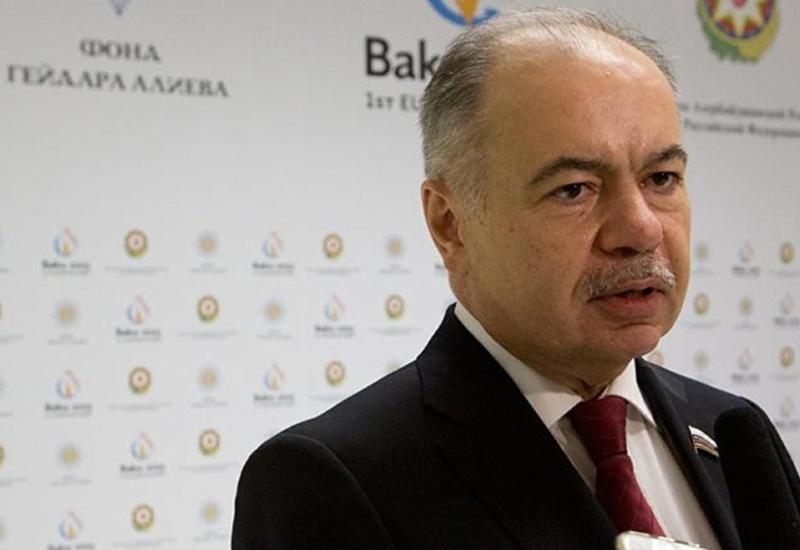 Ильяс Умаханов: В Баку готовится визит председателя межпарламентской Ассамблеи СНГ