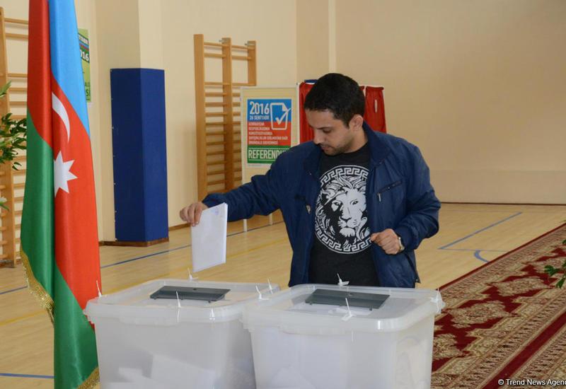 Европейская академия: Референдум в Азербайджане проведен по всем международным стандартам