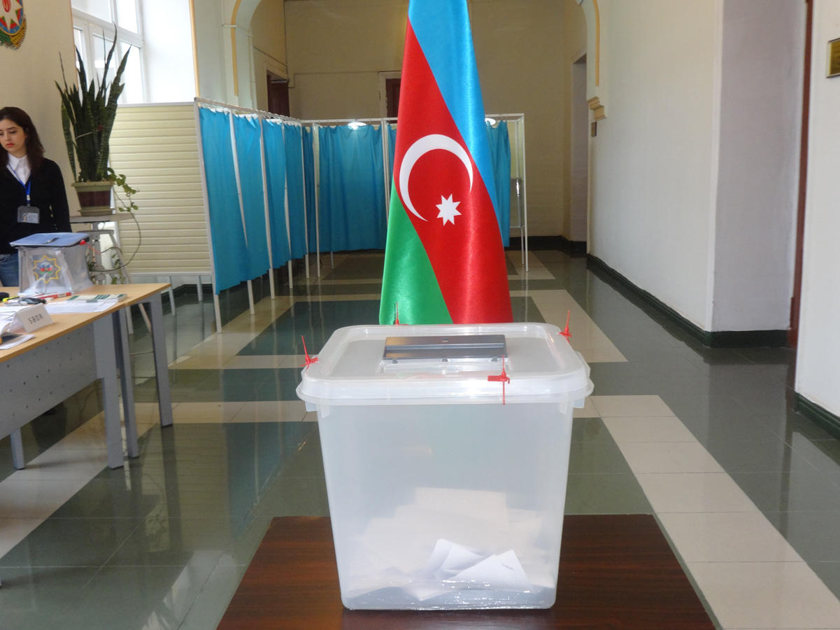 ВАзербайджане пройдет референдум поизменениям вКонституцию