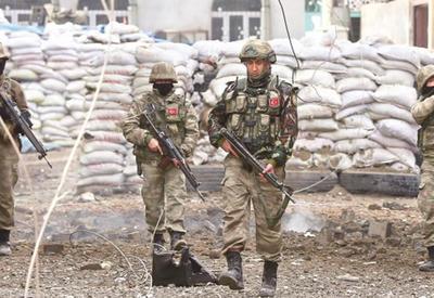 """Турецкие военные ранены в столкновении с боевиками """"ИГ"""""""