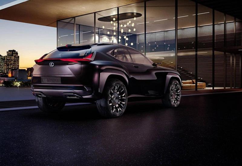 """Новый концепт Lexus получит ультрафутуристичный интерьер <span class=""""color_red"""">- ФОТО</span>"""