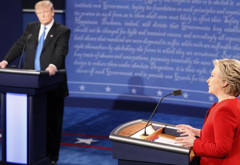 "Клинтон - Трамп: дебаты с переходом на личности <span class=""color_red"">- ВИДЕО</span>"