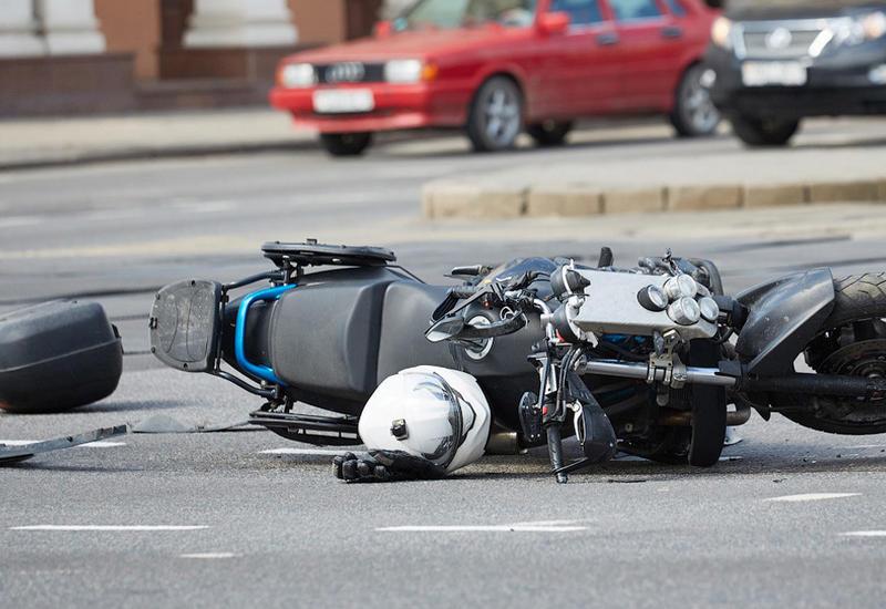 "Последние секунды жизни мотоциклиста попали на камеры <span class=""color_red"">- ВИДЕО</span>"