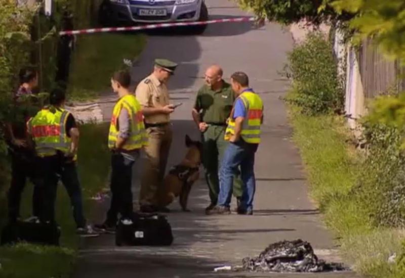 В Германии прогремели два взрыва