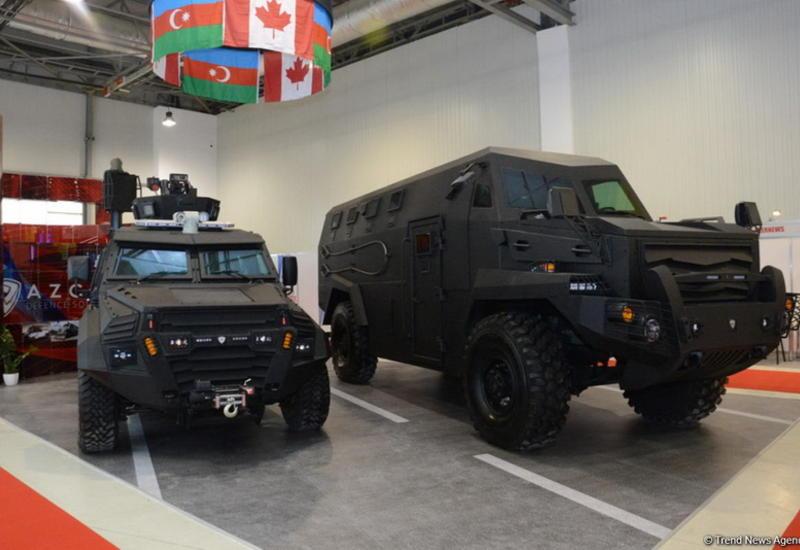 """На выставке ADEX-2016 в Баку представлено новейшее вооружение <span class=""""color_red"""">- ФОТО</span>"""