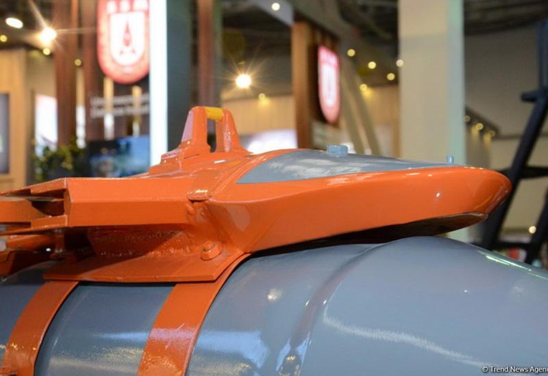 """Азербайджан продемонстрировал крылатые авиабомбы на выставке ADEX-2016 <span class=""""color_red"""">- ФОТО</span>"""