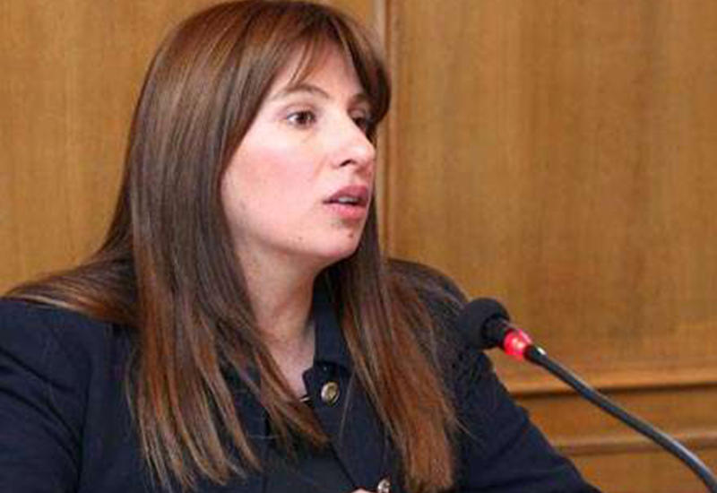 Оппозиционный депутат пригрозила Саргсяну смертью