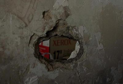 """Кошмарная школа в Армении, опасная для жизни <span class=""""color_red""""> - ФОТО</span>"""