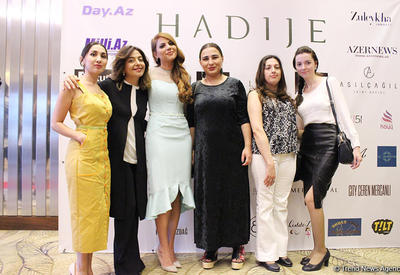 "Турецкий бренд Hadije представлен в Баку <span class=""color_red"">- ФОТО</span>"