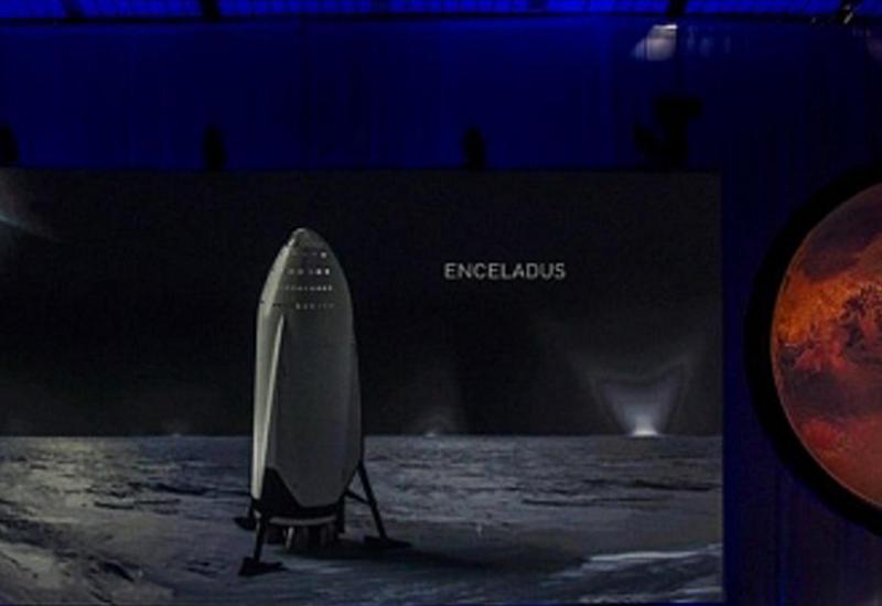 """Илон Маск представил план колонизации Марса <span class=""""color_red"""">- ВИДЕО</span>"""
