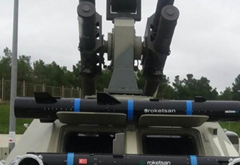 """Азербайджан закупит у Турции противотанковые ракетные комплексы <span class=""""color_red"""">- ФОТО</span>"""